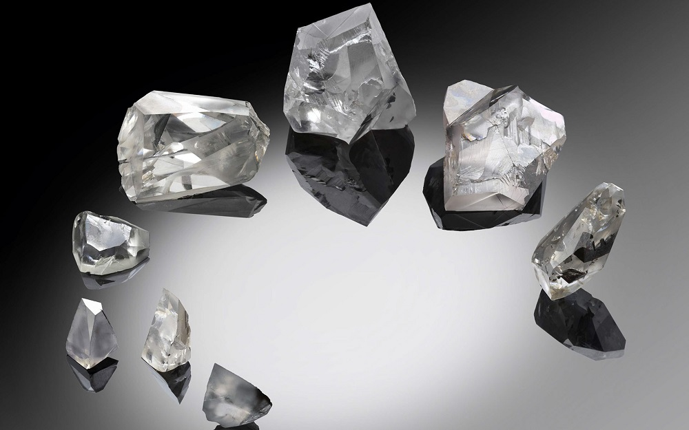 Natural Loose Rough Diamonds