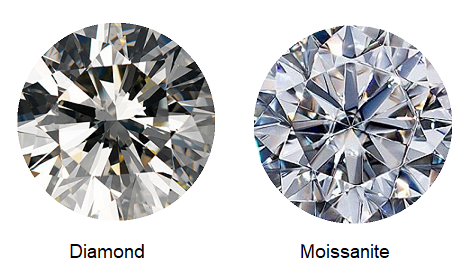Diamond Vs. Moissanite