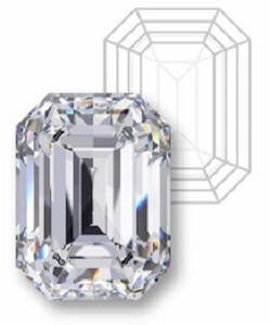 Emerald Cut Diamond Basics