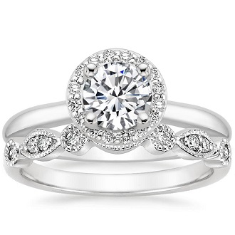 Wedding Set Ring