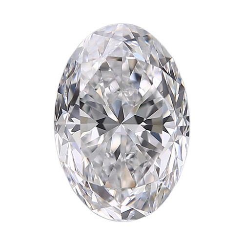Diamond Shape Oval