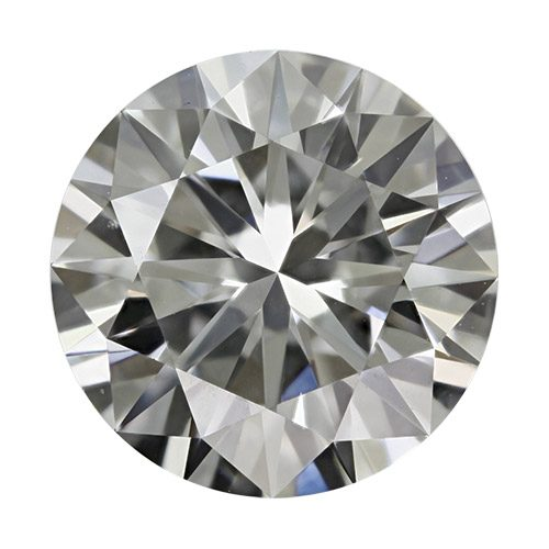 Diamond Shape Round