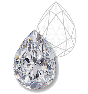 Pear Cut Diamond Basics