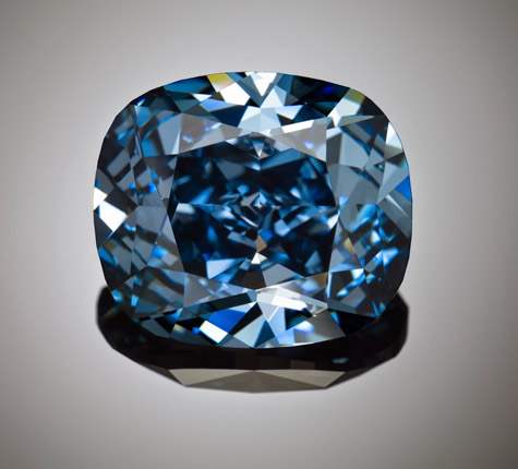 Blue Moon Diamond