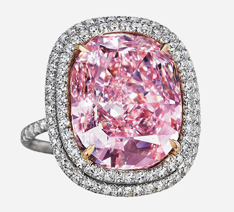 Sweet Josephine Pink Diamond